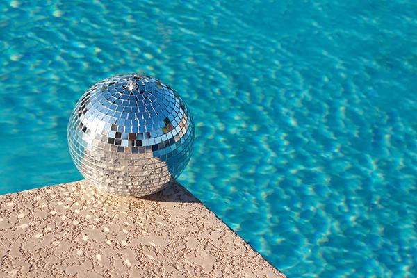 disco pool